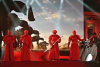 DEC 12 'Star Wars: The Last Jedi' European film premiere arrivals