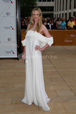 New York, NY - May 12 : Anne Vyalitsyna attends the American Ballet Theatre Opening Night<br /> Spring Gala held at The Metropolitan Opera House at Lincoln Center<br /> on May 12, 2014 in New York City. Photo by Brent N. Clarke /SP/ MediaPunch