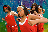 Dance Group (age 11-15) at Paddington Arts, a grant-funded community arts group in West London.