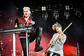 WALK THE MOON, LIVE, 2018<br /> PHOTOCREDIT:  IGOR VIDYASHEV/ATLASICONS