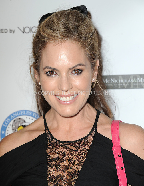 WWW.ACEPIXS.COM<br /> <br /> October 17 2015, LA<br /> <br /> Sandra Taylor attending the 14th Annual LAPD Eagle &amp; Badge Foundation Gala at the Hyatt Regency Century Plaza on October 17, 2015 in Los Angeles, California.<br /> <br /> <br /> By Line: Peter West/ACE Pictures<br /> <br /> <br /> ACE Pictures, Inc.<br /> tel: 646 769 0430<br /> Email: info@acepixs.com<br /> www.acepixs.com