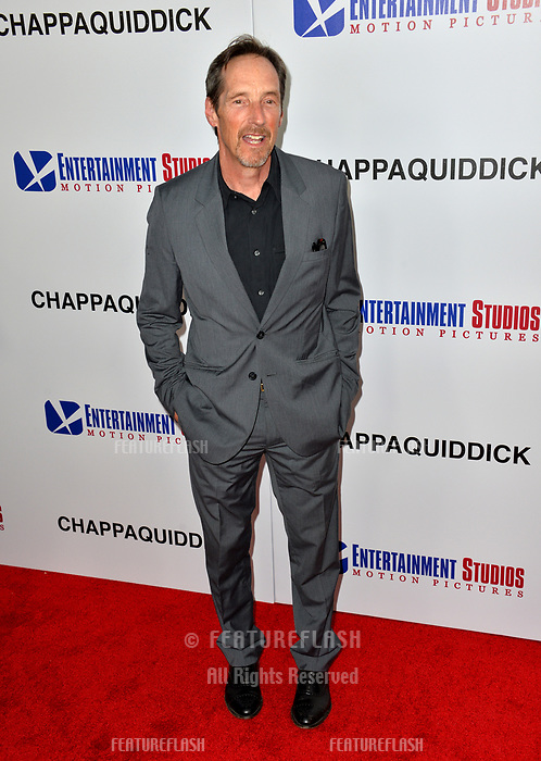 Taylor Nichols at the premiere for &quot;Chappaquiddick&quot; at the Samuel Goldwyn Theatre, Los Angeles, USA 28 March 2018<br /> Picture: Paul Smith/Featureflash/SilverHub 0208 004 5359 sales@silverhubmedia.com