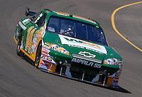 Apr 19, 2007; Avondale, AZ, USA; Nascar Nextel Cup Series driver Sterling Marlin (14) during practice for the Subway Fresh Fit 500 at Phoenix International Raceway. Mandatory Credit: Mark J. Rebilas
