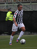 Dougie Imrie in the St Mirren v Dundee United Clydesdale Bank Scottish Premier League match played at St Mirren Park, Paisley on 27.10.12.