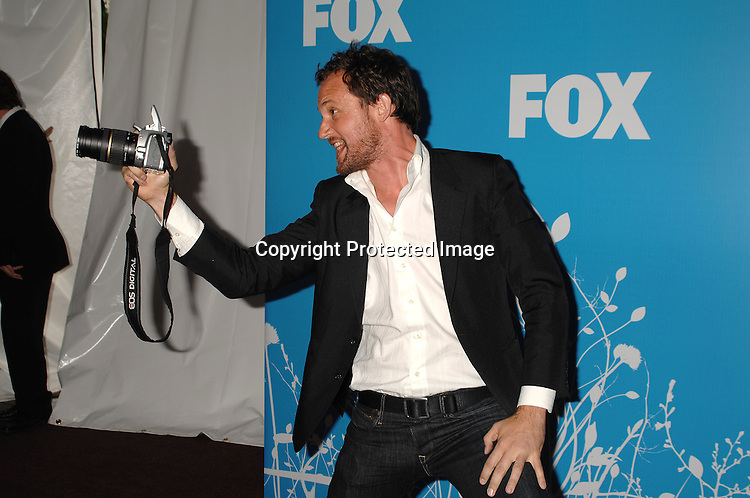 """Johnny Sneed of """"The Rules of Starting Over""""..arriving at The FOX TV Upfront on May 17, 2007 at Wollman Rink in Central Park in New York City. ..Robin Platzer, Twin Images........212-935-0770 .."""