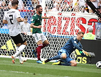 JUN 17 World Cup: Germany  vs Mexico