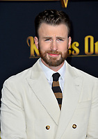 "LOS ANGELES, USA. November 15, 2019: Chris Evans at the premiere of ""Knives Out"" at the Regency Village Theatre.<br /> Picture: Paul Smith/Featureflash"