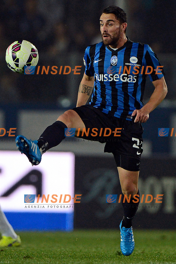 Luca Cigarini Atalanta<br /> Bergamo 27-09-2014 Stadio Atleti Azzurri d'Italia - Football 2014/2015 Serie A. Atalanta - Juventus Foto Giuseppe Celeste / Insidefoto