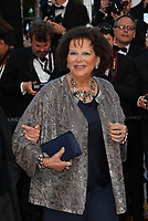 "Claudia Cardinale at the gala screening for ""Sink or Swim"" at the 71st Festival de Cannes, Cannes, France 13 May 2018<br /> Picture: Paul Smith/Featureflash/SilverHub 0208 004 5359 sales@silverhubmedia.com"