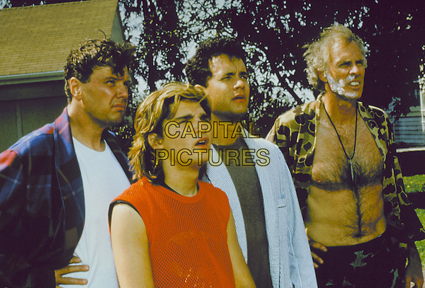 The 'Burbs (1989)<br /> Corey Feldman, Tom Hanks, Bruce Dern<br /> *Filmstill - Editorial Use Only*<br /> CAP/KFS<br /> Image supplied by Capital Pictures