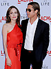 20.09.2016: BRANGELINA NO MORE - ANGELINA JOLIE FILES FOR DIVORCE FROM BRAD PITT<br /> Jolie filed for divorce from Pitt for 'the health of her family', two years after the couple wed at their French estate Chateau Miraval.The actress filed papers on Monday citing irreconcilable differences as the reason for the split and asking for physical custody of the couple's six children - Maddox, age 15; Pax, aged 12; Zahara, aged 11; Shiloh, aged 10; and twins Vivienne and Knox, aged eight.<br /> <br /> ANGELINA JOLIE AND BRAD PITT <br /> attend the Los Angeles Premiere of &quot;The Tree Of Life&quot; held at the Bing Theatre, LACMA, Los Angeles, California_24/05/2011<br /> Mandatory Photo Credit: &copy;Crosby/Newspix International<br /> <br /> **ALL FEES PAYABLE TO: &quot;NEWSPIX INTERNATIONAL&quot;**<br /> <br /> PHOTO CREDIT MANDATORY!!: NEWSPIX INTERNATIONAL(Failure to credit will incur a surcharge of 100% of reproduction fees)<br /> <br /> IMMEDIATE CONFIRMATION OF USAGE REQUIRED:<br /> Newspix International, 31 Chinnery Hill, Bishop's Stortford, ENGLAND CM23 3PS<br /> Tel:+441279 324672  ; Fax: +441279656877<br /> Mobile:  0777568 1153<br /> e-mail: info@newspixinternational.co.uk