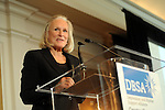 "Actress Glenn Close speaks at the DBSA ""Help, Hope and Healing"" luncheon Tuesday at the River Oaks Country Club Tuesday Sept.24 2013.(Dave Rossman photo)"