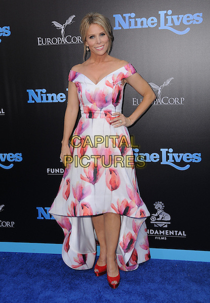 01 August 2016 - Hollywood, California. Cheryl Hines. World premiere of &quot;Nine Lives&quot; held at the TCL Chinese Theatre. <br /> CAP/ADM/BT<br /> &copy;BT/ADM/Capital Pictures