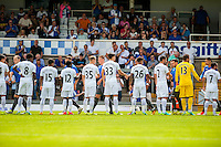 during the Pre Season friendly match between Swansea City and Rovers played at the Memorial Stadium, Bristol on July 23rd 2016
