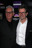Malcolm McDowell, Gary Oldman<br /> at &quot;A Clockwork Orange&quot; at The Malcolm McDowell Q&amp;A Screenings, Alex Theater, Glendale, CA 04-01-14<br /> David Edwards/DailyCeleb.Com 818-249-4998