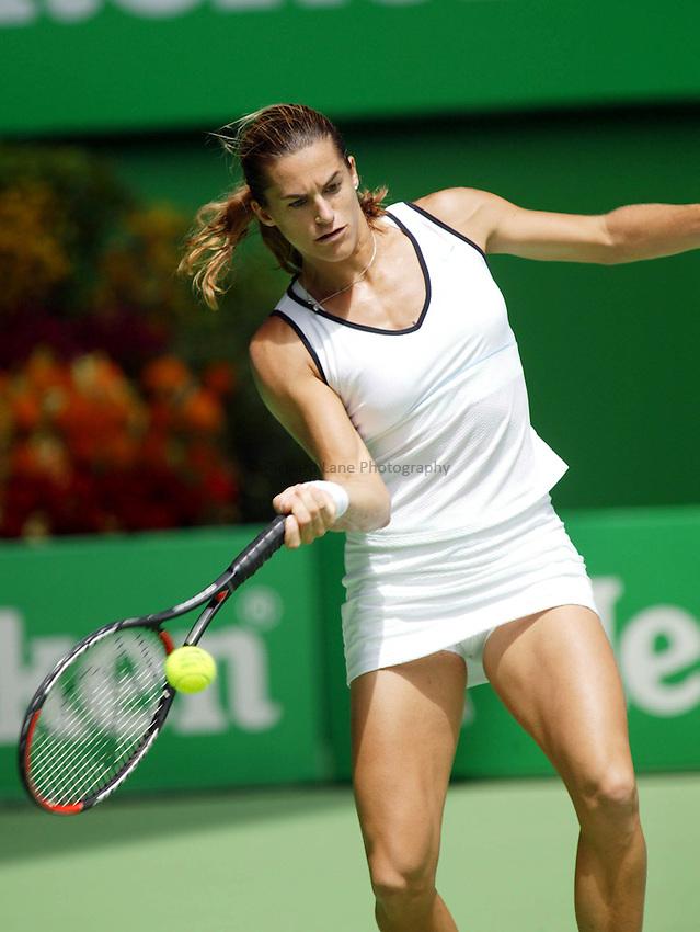 Amelie Mauresmo, Australian Tennis Open 2004, Melbourne, Australia