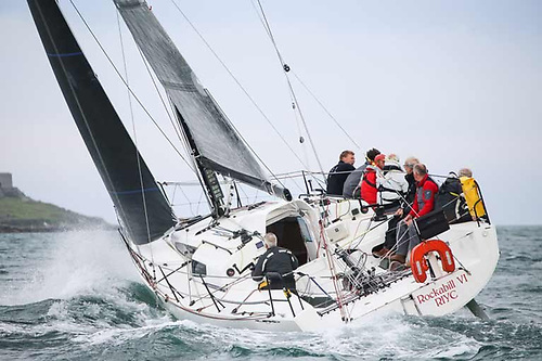 Paul O'Higgins' JPK 10.80 Rockabill VI has added the DBSC 2020 Cruisers 0 Thursday Series to her recent overall win in the ISORA 2020 Championship. Photo: Afloat.ie/David O'Brien