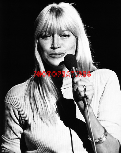 Mary Travers 1971.© Chris Walter.