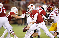 Stanford, CA; September 8, 2018; Football, Stanford vs USC.