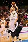 Yuka Mamiya (Sunflowers), MARCH 19, 2013 - Basketball : The 14th Women's Japan Basketball League Playoffs Final Game #4 between Toyota Antelopes 61-72 JX Sunflowers at 2nd Yoyogi Gymnasium, Tokyo, Japan. (Photo by AFLO SPORT) [1156]