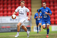 Teddy Sheringham Tottenham legend and Tom Williams during Tottenham Hotspur All-Stars vs Celebrity XI, Charity Match Football at Brisbane Road on 12th May 2013