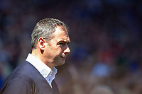Reading manager Paul Clement ahead of the Sky Bet Championship match between Cardiff City and Reading at the Cardiff City Stadium, Cardiff, Wales on 6 May 2018. Photo by Mark  Hawkins / PRiME Media Images.