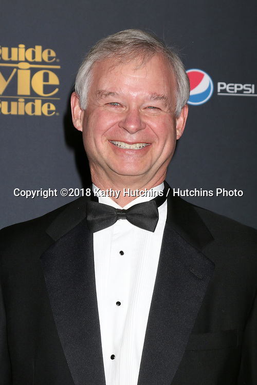 LOS ANGELES - FEB 2:  Rick Graber at the 26th MovieGuide Awards at the Universal Hilton Hotel on February 2, 2018 in Universal City, CA