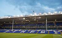 General view of the Stadium during the UEFA Europa League 2nd leg match between Tottenham Hotspur and Fiorentina at White Hart Lane, London, England on 25 February 2016. Photo by Andy Rowland / Prime Media images.