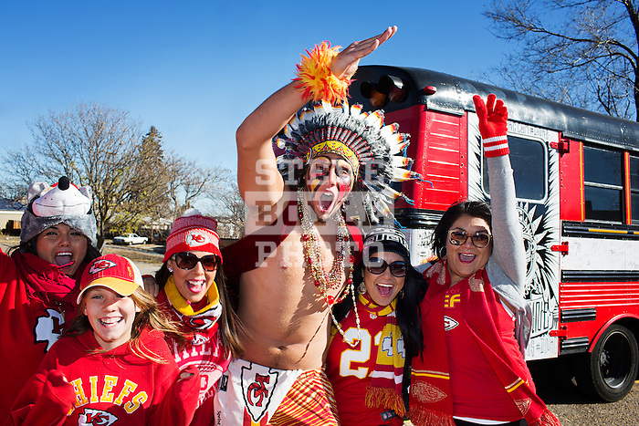 Kansas City Chiefs at Sports Authority Field at Mile High Stadium in Denver Colorado for a game against the Denver Broncos on November 17, 2013.<br /> <br /> 2013 &copy; Steve Boyle