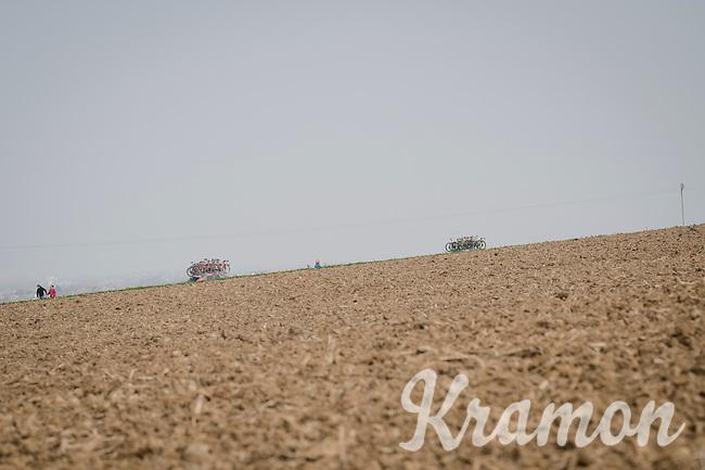 field of wheels<br /> <br /> 81st Gent-Wevelgem 'in Flanders Fields' 2019<br /> One day race (1.UWT) from Deinze to Wevelgem (BEL/251km)<br /> <br /> ©kramon