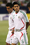 21 June 2007:  Mexico's Ricardo Osorio (5). The National Team of Mexico defeated Guadeloupe 1-0  in a CONCACAF Gold Cup Semifinal match at Soldier Field in Chicago, Illinois.
