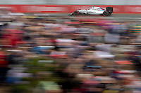 March 19, 2016: Valtteri Bottas (FIN) #77 from the Williams Martini Racing team  during practise session three at the 2016 Australian Formula One Grand Prix at Albert Park, Melbourne, Australia. Photo Sydney Low