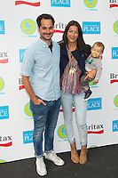 Rebecca Minkoff and her husband Chris with son Luca Shai at the 2012 Baby Buggy Bedtime Bash hosted by Jessica And Jerry Seinfeld on June 6, 2012 in New York City. © mpi44/MediaPunch Inc. ***NO GERMANY***NO AUSTRIA***