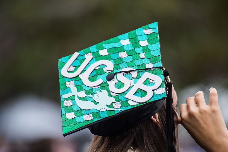 UCSB Commencement, 2016 Social Sciences 2 Ceremony 9am 6_12_16