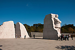 Martin Luther King Jr Memorial, Washington, DC, dc124586