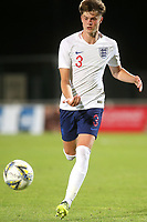 Tom Pearce of Leeds United and England during Chile Under-21 vs England Under-20, Tournoi Maurice Revello Football at Stade Parsemain on 7th June 2019