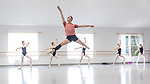 Scenes from a PTP Senior Ensemble Rehearsal with Choreographer Duncan Cooper. Cary Ballet Conservatory, 12 Sept 2019