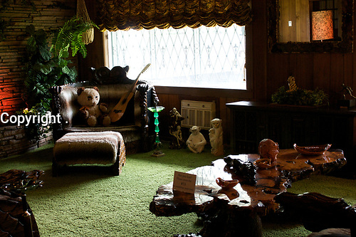 Graceland, home of Elvis Presley : safari room