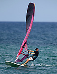 Windsurfing - Base Nautica Barcelona - 20 July 2020