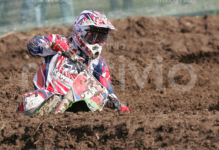 Matterly-Basin near Winchester , 240906 , Motocross of Nations , Motocross der Nationen , Tag2 , Finallaeufe  James STEWART / USA