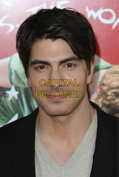 "BRANDON ROUTH .""Scott Pilgrim Vs. The World"" Los Angeles Premiere held at Grauman's Chinese Theatre, Hollywood, CA, USA, 27th July 2010..portrait headshot black v-neck .CAP/ADM/CH.©Charles Harris/AdMedia/Capital Pictures"