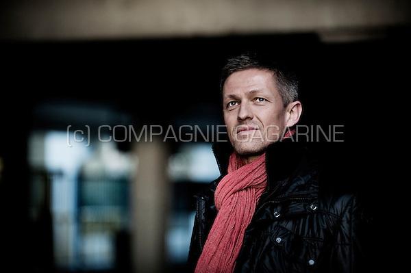 Former Icelandic football player Arnar Grétarsson (Belgium, 08/02/2013)