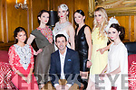 Dancing with the stars with the models from the fashion show in the Muckross Park hotel in aid of Crumlin hospital  l-r: Ruz, Sharon O'Keeffe, Vicky Tynan, Norma O'Donoghue, Aine O'Callaghan and Aoife Begley