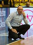 09.06.2019, EWE Arena, Oldenburg, GER, easy Credit-BBL, Playoffs, HF Spiel 3, EWE Baskets Oldenburg vs ALBA Berlin, im Bild<br /> Mladen DRIJENCIC (EWE Baskets Oldenburg #Trainer #Coach )<br /> <br /> Foto © nordphoto / Rojahn