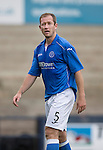 St Johnstone FC...  Season 2014-2015<br /> Frazer Wright<br /> Picture by Graeme Hart.<br /> Copyright Perthshire Picture Agency<br /> Tel: 01738 623350  Mobile: 07990 594431