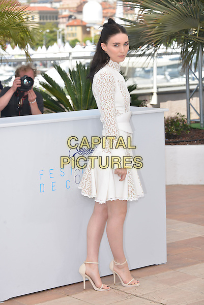 Rooney Mara attend the 'Carol' Photocall during the 68th annual Cannes Film Festival on May 17, 2015 in Cannes, France.<br /> CAP/PL<br /> &copy;Phil Loftus/Capital Pictures