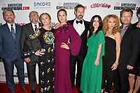 Amy Adams &amp; family at the American Cinematheque 2017 Award Show at the Beverly Hilton Hotel, Beverly Hills, USA 10 Nov. 2017<br /> Picture: Paul Smith/Featureflash/SilverHub 0208 004 5359 sales@silverhubmedia.com