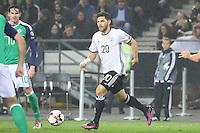 Kevin Volland (Deutschland Germany)- 11.10.2016: Deutschland vs. Nordirland, HDI Arena Hannover, WM-Qualifikation Spiel 3