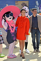Janina Uhse at the photocall for &quot;Hotel Transylvania 3: A Monster Vacation&quot; at the 71st Festival de Cannes, Cannes, France 07 May 2018<br /> Picture: Paul Smith/Featureflash/SilverHub 0208 004 5359 sales@silverhubmedia.com