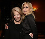 Daryl Roth and Judith Light attends the 2019 DGF Madge Evans And Sidney Kingsley Awards at The Lambs Club on March 18, 2019 in New York City.